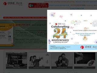 onebankbd.com-এর স্ক্রীণশট