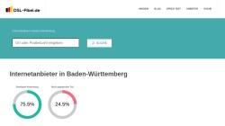 www.onlinekommunen-bw.de Vorschau, Onlinekommunen Baden-Württemberg