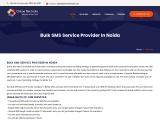 Bulk SMS Service provider in Noida