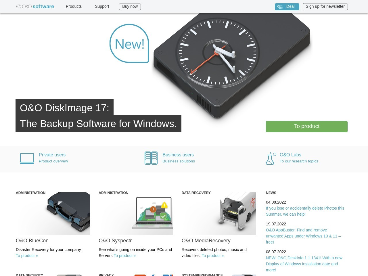 O&O CleverCache 7 Pro for 1 PC