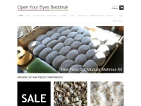 Open Your Eyes Bedding Coupon Codes & Discounts