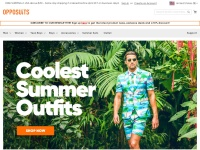 Opposuits.com Coupon Codes & Discounts