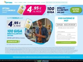screenshot optimaitalia.com