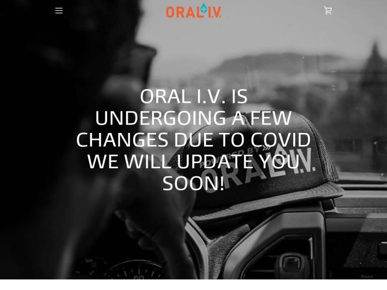 Oral IV screenshot