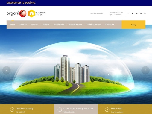 Waterproofing Products Dubai UAE