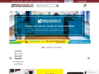 Organize-It Fast Coupon & Promo Codes