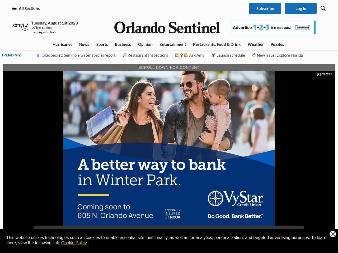 Orlando, Polk, Brevard rank high in housing debt