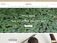 Oroton Coupon Codes & Discounts