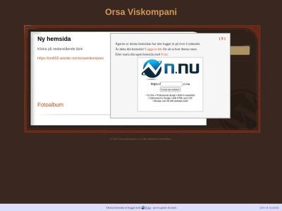 www.orsaviskompani.n.nu