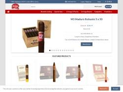 Ortega Cigars screenshot