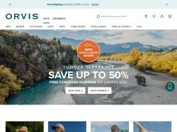 Orvis screenshot