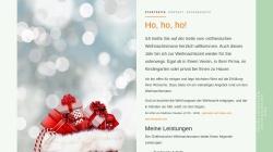 www.ostfriesischer-weihnachtsmann.de Vorschau, Der ostfriesische Weihnachtsmann - Jürgen Wilken