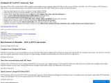 free best ost to pst converter full version