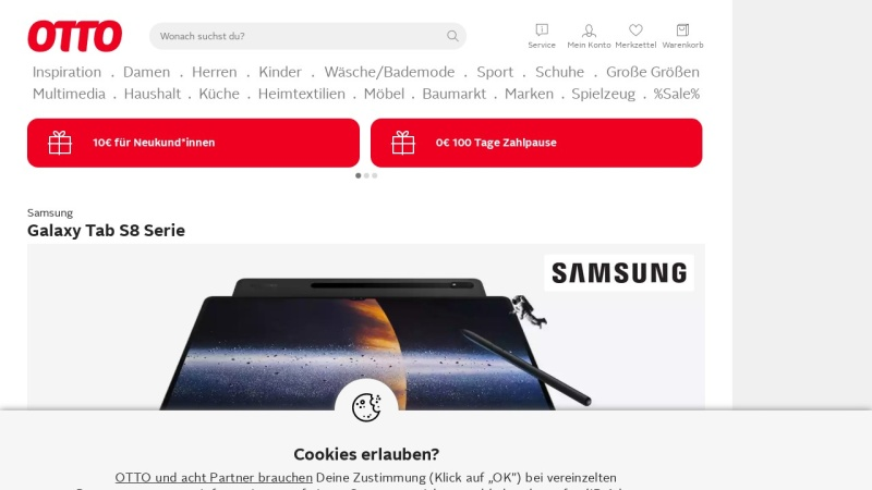 www.otto.de Vorschau, Otto GmbH & Co KG