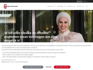 Screenshot voor ou.nl