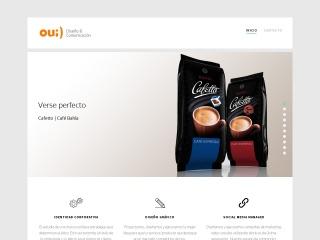 Captura de pantalla para oui.com.uy