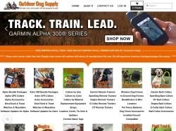 Outdoor Dog Supply