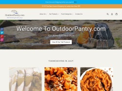 OutdoorPantry