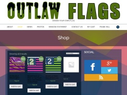 Outlawflags coupon codes October 2018