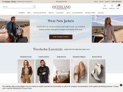 Overland screenshot