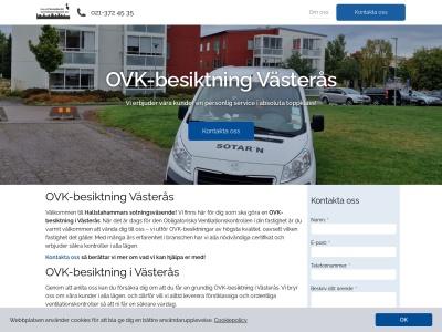 www.ovk-besiktningvasteras.se