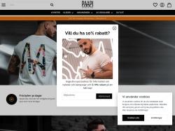 Paapi Urban Clothing Promo Codes 2019