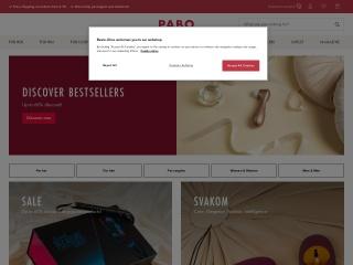 Screenshot for pabo.com