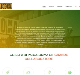 Pabogomma a Villorba azienda che commercializza prodotti in gomma a Treviso