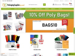 Packaging Material Direct, Inc screenshot