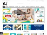 Pampers Nappies coupon code