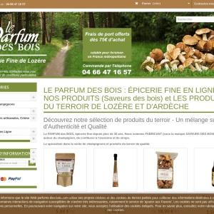 Parfums des bois
