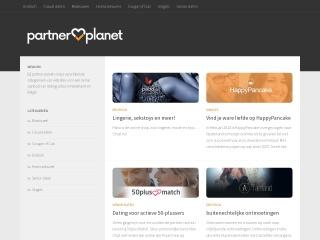 Screenshot voor partnerplanet.nl