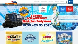 www.partyreisen24.de Vorschau, Hottours