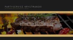 www.partyservice-krystmanski.de Vorschau, Partyservice Krystmanski