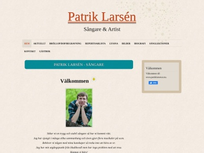 www.patriklarsen.n.nu
