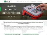 PAT Testing Abu Dhabi | Call Now @ 971 55 9922241