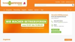www.paul-ehrlich-apotheke.de Vorschau, Paul-Ehrlich-Apotheke