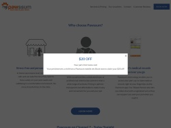 Pawssum coupon codes August 2018