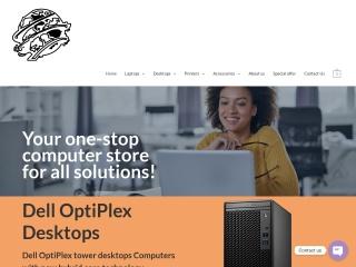Screenshot for pcworldcomputers.co.ug