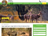 Jeep Safari In Pench National Park