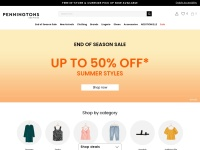 Penningtons Fast Coupon & Promo Codes