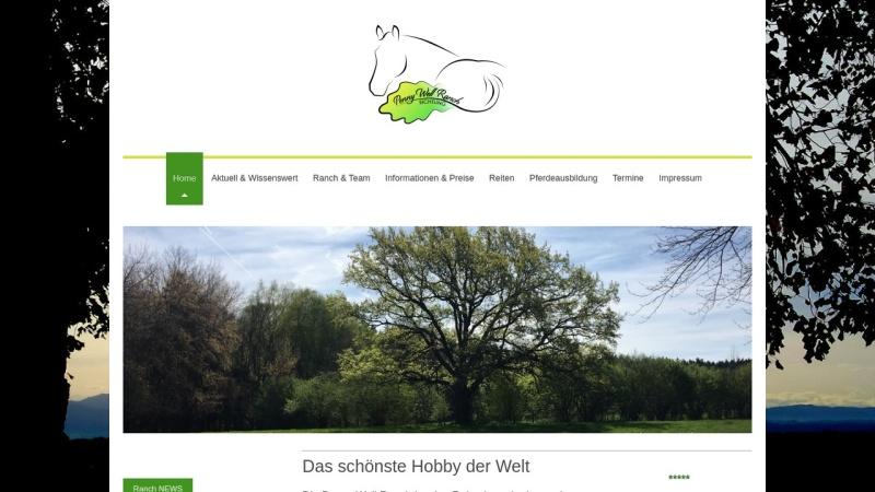 www.penny-well-ranch.de Vorschau, Penny Well Ranch