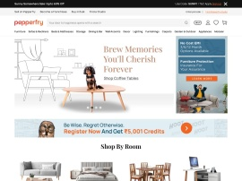 Online store Pepperfry
