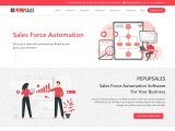 Sales Force Automation Application SFA App