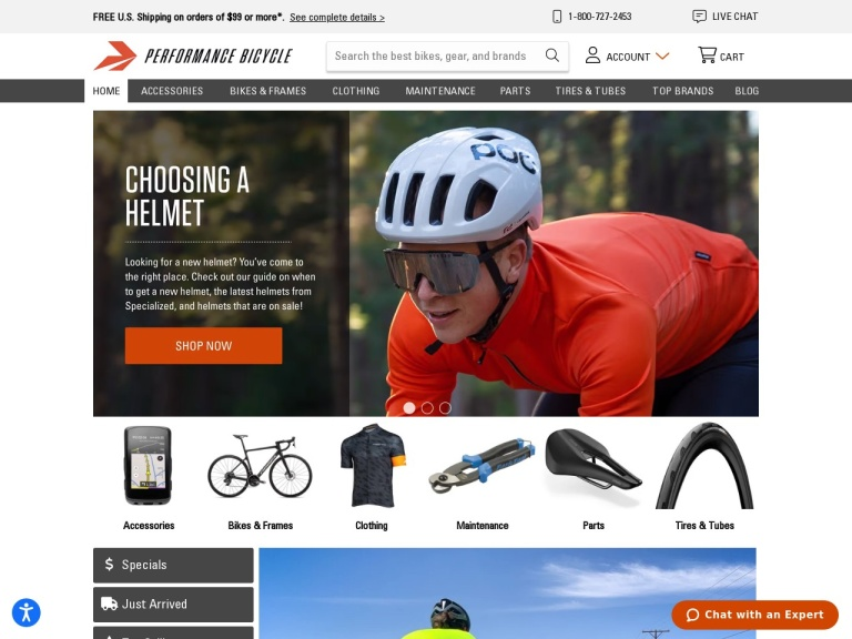 Performance Bike Coupon Codes