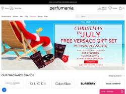 Perfumania.com screenshot