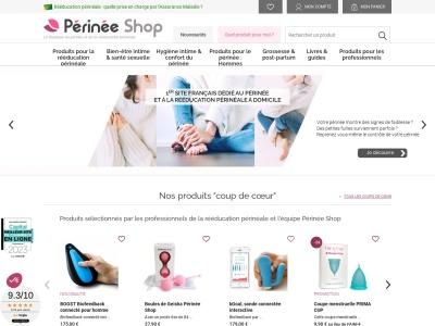 PerineeShop.com - Accessoires de rééducation périnéale