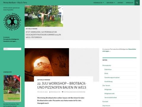 Perma-Norikum - Verein zur Förderung der Permakultur im regionalen Bereich