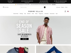 Perry Ellis screenshot