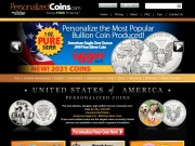 Personalized Coins Coupon